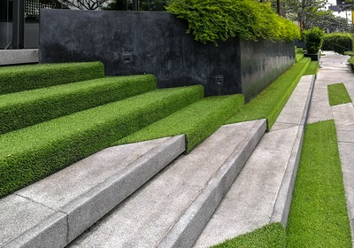 4 Business Benefits of Hardscaping